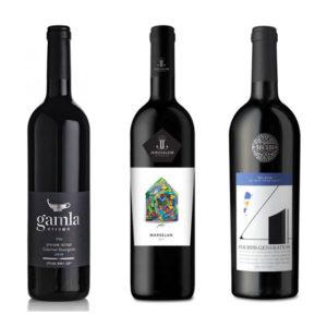יינות אדומים ב-50-100 ₪